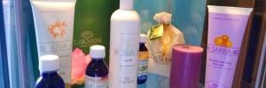 Lakshmi bagno doccia, gommage, bagni aromatici, sali da bagno e crema corpo alla calendula